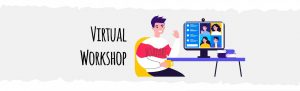 Virtual workshop-Banner