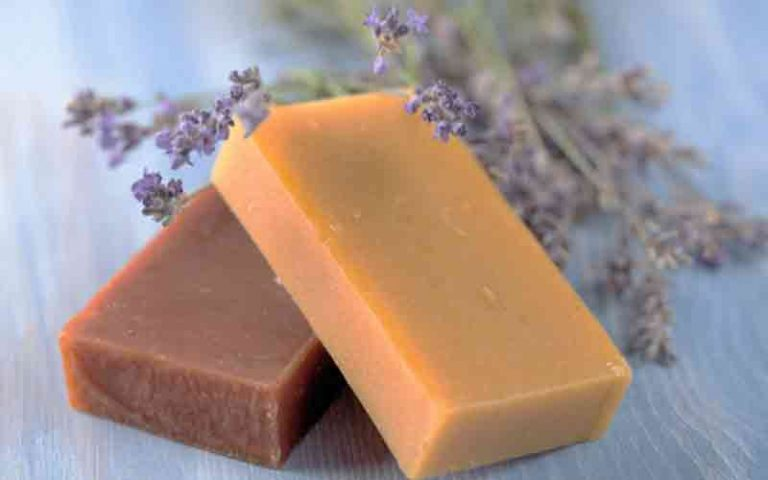 soap herbs